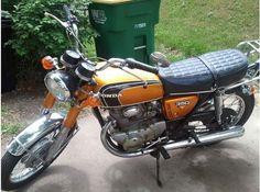 perfection 1972 Honda Cb350 104132076 large photo2
