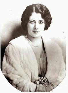 Princess Elisabeth of Liechtenstein, formerly Baroness Eros de Bethlenfalva, née von Gutmann