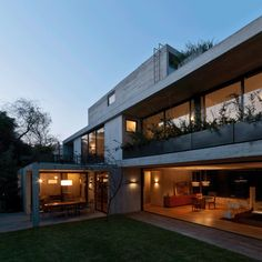 Modern Indoor/Outdoor