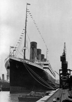 Conspiración del Titanic - ¿El barco que nunca se hundió? ¡Esto podría ser una de las mayores estafas de la historia! - Para Los Curiosos