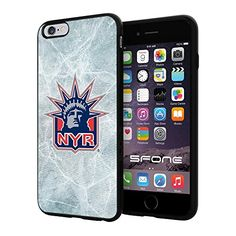 """New York Rangers Ice #1978 iPhone 6 Plus (5.5"""") I6+ Case Protection Scratch Proof Soft Case Cover Protector SURIYAN http://www.amazon.com/dp/B00X5F2A3C/ref=cm_sw_r_pi_dp_WMICvb10FW3AS"""