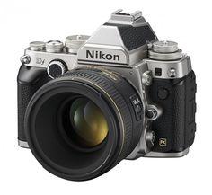 Retro-Look DSLR: Die neue Nikon Df | xurzon.com – Photographie