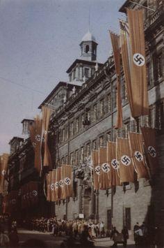 """""""Reichsparteitag der Arbeit"""" Nürnberg, 6.-13. September 1937"""