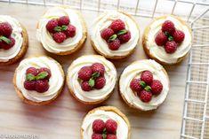 Cupcake Cakes, Cupcakes, High Tea, Tart, Cheesecake, Strawberry, Sweets, Fruit, Desserts