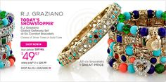 Shop Jewellery, Beauty, Fashions, Home at The Shopping Channel - Online Shopping for Canadians The Shopping Channel, Jewelry Shop, Jewellery, Elizabeth Grant, Joan Rivers, Online Shopping, Shop Now, Silver, Gold