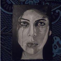 ChunkyBali Acrylic on Canvas #gaiancreatif @gaiancreatif' Follow on Instagram!!!!!