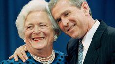 Η Αμερική παραμίλησε με τα μπισκότα της αφοσιωμένης συζύγου του Τζορτζ Μπους και κάθε σπίτι τα δοκίμασε. Μετά τον θάνατό της η συνταγή κάνει τον γύρο του κόσμου ξανά