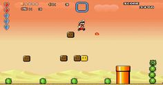 Download This Great Super Mario Fanmade Clone