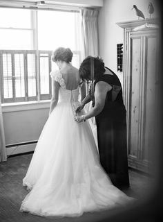 into the gown | Tanja Lippert