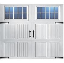 Amarr offers styles of Garage Doors. Choose from Carriage House, Traditional, and Commercial Garage Doors in Steel, Wood and Wood Composite materials. Free How to Buy a Garage Door Guide Nationwide Dealer Network. White Garage Doors, Single Garage Door, Carriage House Garage Doors, Garage Door Windows, Garage Door Styles, Carriage Doors, Garage Door Design, Garage House, Garage Signs