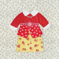 Little Red--Kids Outfit