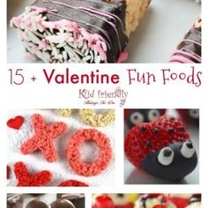 Valentine s day fun food round up kuku sibzamini persisches kartoffelomelette Homemade Caramel Recipes, Fudge Recipes, Almond Joy Bars Recipe, Kids Valentines Day Treats, Mounds Bar, Kid Friendly Meals, Christmas Candy, Kids Meals, Fun Food