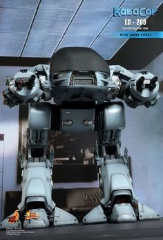 Hot Toys : RoboCop - ED-209 1/6th scale collectible