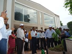 #SHRI Group One of the best environmentally conscious Green Campaign Sankalp Diwas was Celebrated Yesterday, at the Head Office of Shri Group