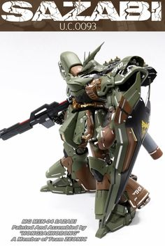 POINTNET.COM.HK - MG 1/100 Sazabi Ver Ka
