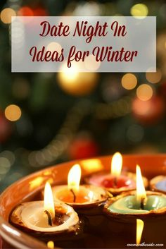 Are you and your spouse running out of things to do this Winter? Here are some…