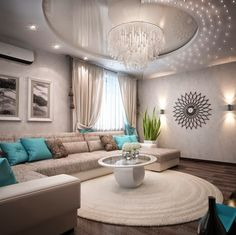 Multifunctional Living room design