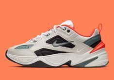 finest selection 14417 2d840 Nike M2K Tekno White Orange Olive CI2969-001 Info