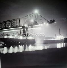1930's Bulk Carrier SHIP Adriatic at Port in Sheboygan Wi Photo Negative   eBay