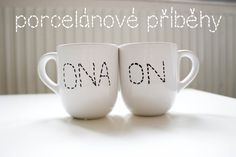 home-made hrnečky Homemade, Mugs, Tableware, Dinnerware, Home Made, Tumblers, Tablewares, Mug, Dishes