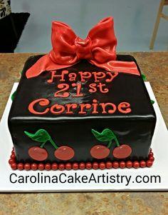 Wow Our First Th Birthday Cake Birthday CakeCupcake For - Rockabilly birthday cake
