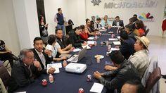 """Para fortalecer la participación ciudadana y acercar programas y servicios de las dependencias del estado, la Secretaría de Seguridad Pública del Estado de Michoacán pondrá en operación el programa """"Enlázate ..."""