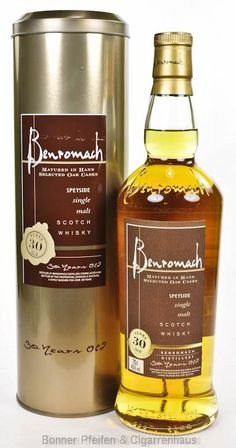 Benromach Whisky 30 y. Scotch Whisky, Bourbon Whiskey, Whiskey Lullaby, Toffee, Whisky Club, Rum, Whiskey Brands, Blended Whisky, Single Malt Whisky