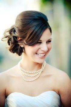 BeyazBegonvil I Kendin Yap I Alışveriş IHobi I Dekorasyon I Kozmetik I Moda blogu: 2014 Gelin saçı modelleri