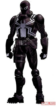 Marvel Agent Venom   Double O Section