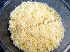 cuisson du couscous a la vapeur 3