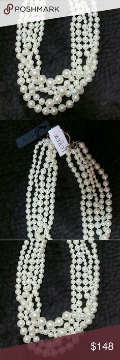 J Crew Necklace Elegant J Crew Pearl necklace J Crew Jewelry Necklaces