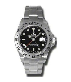 114c11a03d6 Oyster Perpetual Explorer II – 16570 Oyster Perpetual