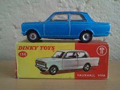 Vauxhall Viva, Dinky Toys (136).