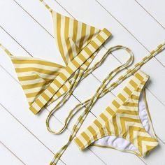 Hot Sexy Bikini 2017 Newest Swimwear Women Swimsuit Top Low Waist Bathing Suits Push Up Brazilia Swim Biquinis Set Solid Bikinis