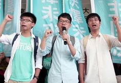 #Media #Oligarchs #MegaBanks vs #Union #Occupy #BLM    Democracy Activists Found Guilty of 'Unlawful Assembly' in Hong Kong Court   http://www.rfa.org/english/news/china/assembly-07212016120745.html   Three leaders of the 2014 pro-democracy movement in Hong Kong have been found guilty of public order charges linked to a mass sit-in that kicked off the 79-day Occupy Central campaign for fully democratic elections.  Former student leaders Joshua Wong and Alex Chow, and legislative election