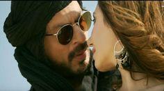O Zaalima! Shahrukh Khan And Mahira Khan Sizzle In New Song Of 'Raees' ('रईस' शाहरुख खान की फिल्म का नया गाना रिलीज़)