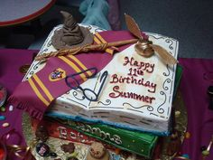 Harry Potter Birthday Cake Designs : Easy Harry Potter Birthday Cakes Ideas – Mama's Write Cakes