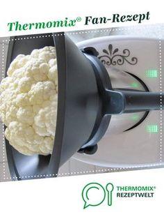 Blumenkohl ganz von nikola2104. Ein Thermomix ® Rezept aus der Kategorie Beilagen auf www.rezeptwelt.de, der Thermomix ® Community.
