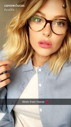 Caroline Receveur on Snapchat Pretty❤️