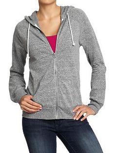 $12 Women's Lightweight Zip Hoodies | Old Navy