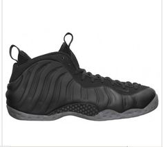 8bdef2e77ad1c 314996-010 Nike Air Foamposite One Stealth Black Black Medium Grey B02005   118.99 Model