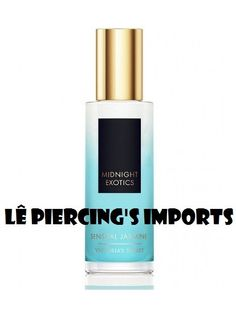 Perfume Sensual Jasmine Midnight Exotics Eau de Toilette EDT 30ml