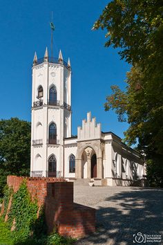 P h o t o g e o g r a p h y: Museum of Romanticism in Opinogóra, Poland