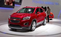 New Chevy Trax.... to be sold in Canada and Mexico..... why not the U.S.  ?
