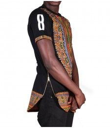 Afrination Dashiki T-Shirt