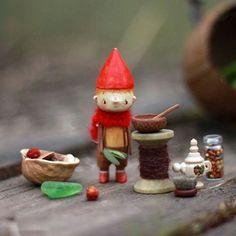 Handmade dolls @asya_kotyasya) on Instagram