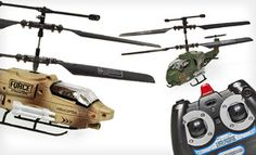 Groupon - $65 for a Gyro Nemesis Battle Copters Double Pack ($90.99 List Price). Free Shipping and Free Returns. in Online Deal. Groupon deal price: $65.00