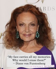 6 Inspiring Quotes From Diane von Furstenbergs The Woman I Wanted To Be