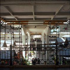 Mercado do Bolhão, Porto, Portugal  by Andrés Medina, via Flickr
