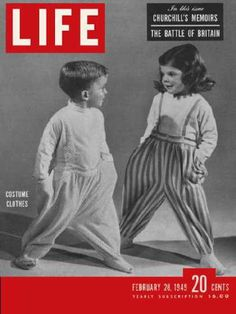 Life - Costume clothes